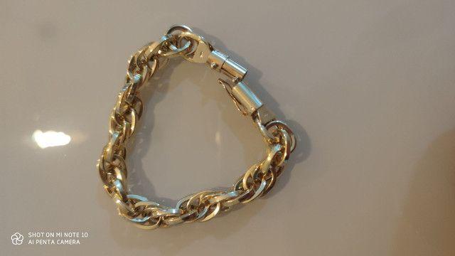 "Pepita de ouro "" pulseira "" - Foto 4"