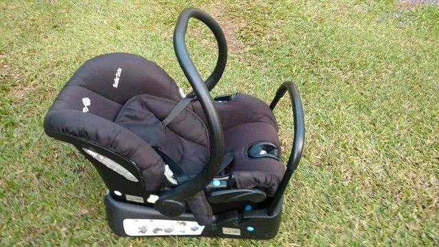 Maravilhoso 4x1 - Carrinho, bebê conforto, moises, carrinho moises - Foto 5