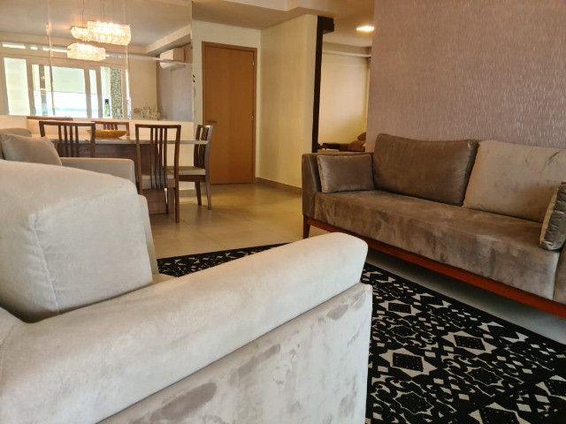 Apartamento Condomínio Brasil Beach Torre 138m2, sol nascente - Foto 6