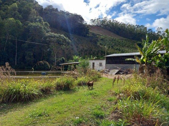 Vendo propriedade rural de 42 mil m2 em Alto Paraju - Domingos Martins ES  - Foto 7