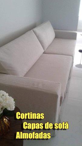 Capa para sofá sob medidas  - Foto 3