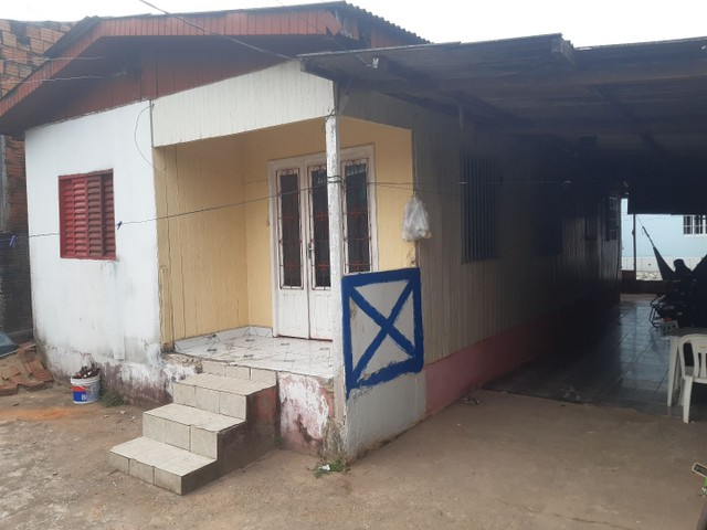 Vendo essa casa na cidade nova duas casa no msm terreno  - Foto 4
