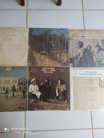 LPS Creedence Clearwater Revival - Foto 4