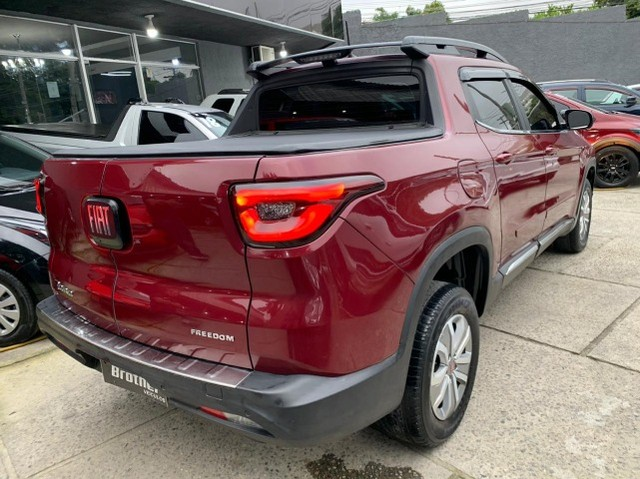 Fiat Toro Com GNV 2019 - Foto 5
