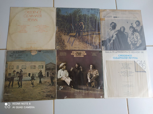 LPS Creedence Clearwater Revival - Foto 3