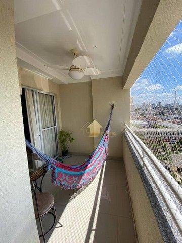 Apartamento com 2 dormitórios à venda, 70 m² por R$ 425.000,00 - Dom Aquino - Cuiabá/MT - Foto 18