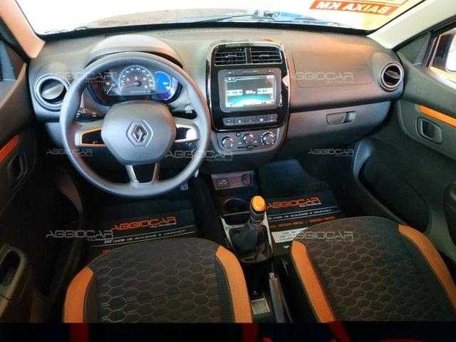 Renault KWID OUTSIDER 1.0 2021 700 km ipva pago - Foto 12