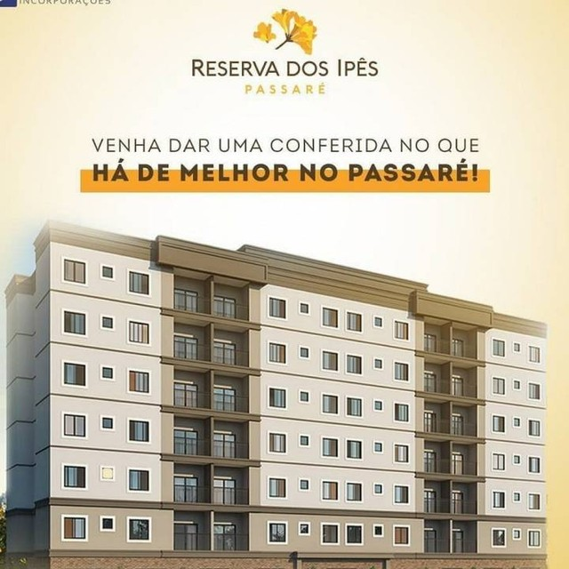Apartamento para venda possui 58 metros quadrados com 3 quartos em Passaré - Fortaleza - C - Foto 8