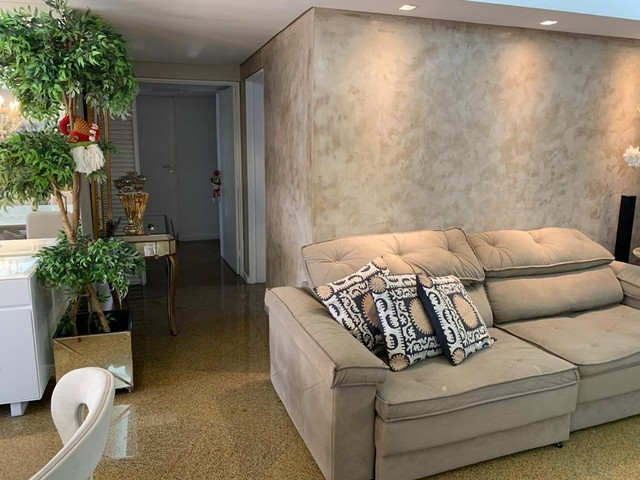Apartamento para venda com 230 metros quadrados com 4 quartos em Ponta Verde - Maceió - Foto 10