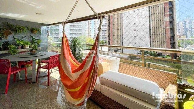 Ed. Lucca, apartamento com 4 dormitórios à venda, 207 m² por R$ 1.300.000 - Aldeota - Fort - Foto 6