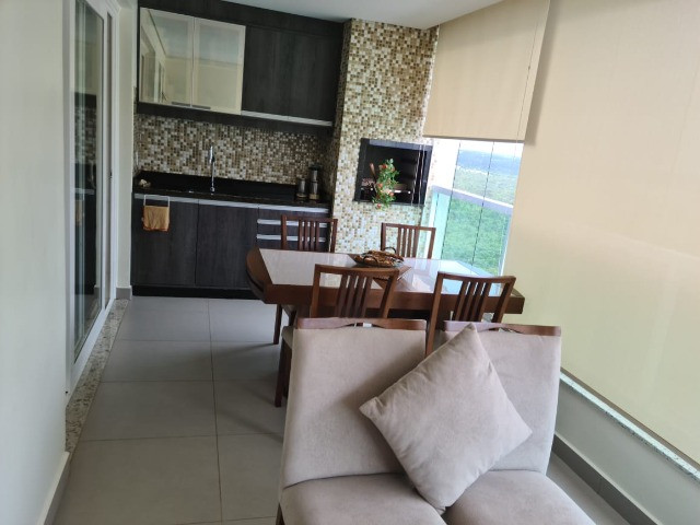 Apartamento Condomínio Brasil Beach Torre 138m2, sol nascente - Foto 15