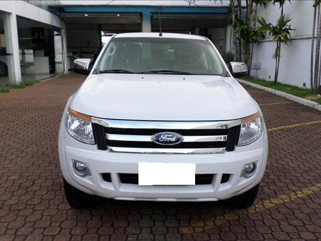 ford ranger 2.5 xlt 4x2 cd 16v flex 4p manual - Foto 5