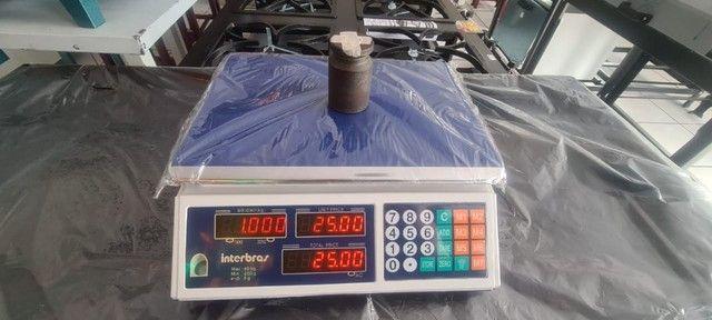 Balança digital 40kg - Entrega grátis