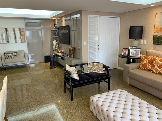 Apartamento para venda com 230 metros quadrados com 4 quartos em Ponta Verde - Maceió - Foto 11