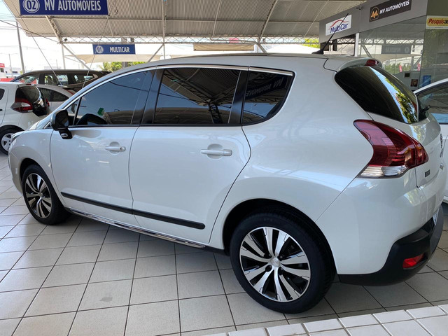 Peugeot 3008 Griffe 1.6 Turbo 2015 Completíssimo  - Foto 4