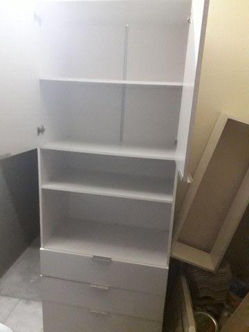 Armario de cozinha branco - Foto 2