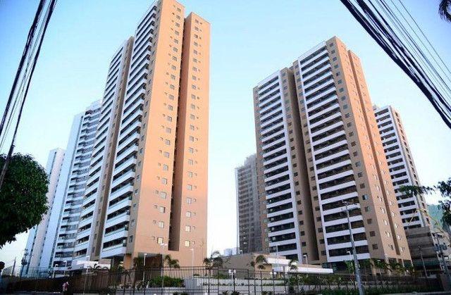 Brooklin Central Park 55m 2 dormitórios Papicu
