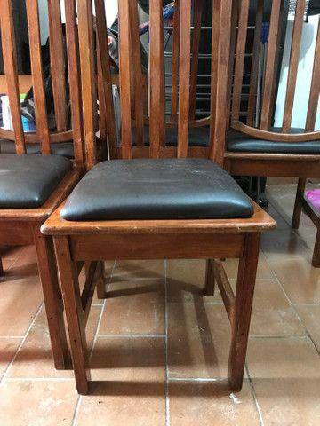 Cadeiras maciça - Foto 3
