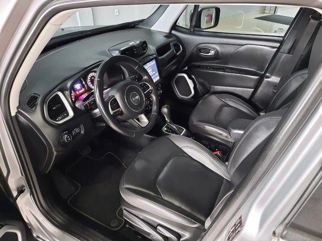 Jeep Renegade Longitude 1.8 automático  - único dono  - Foto 9