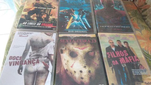 DVDs Capa Grossa  - Foto 3