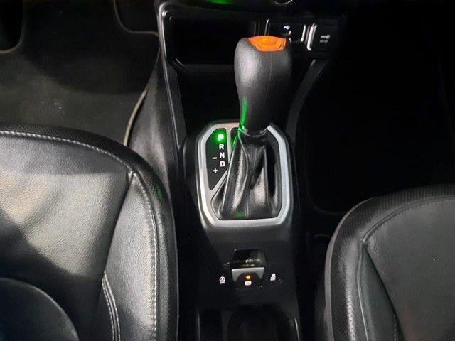 Jeep Renegade Longitude 1.8 automático  - único dono  - Foto 11