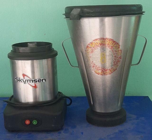 Vendo liquidificador industrial 8 litros