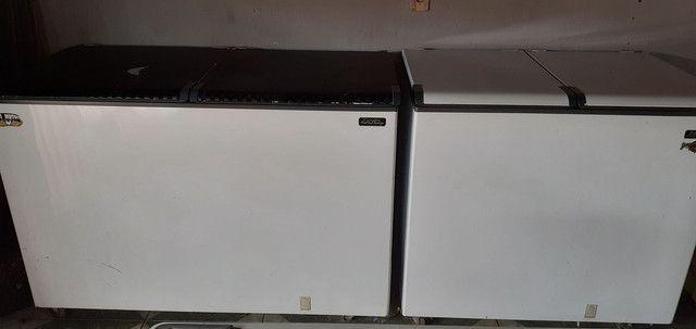 Freezer semi novo  - Foto 3