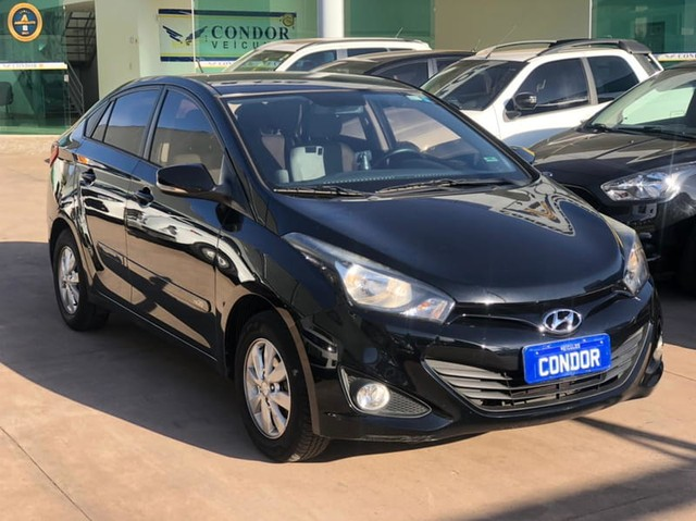 Hyundai HB20S 1.6 AUTOMATICO FLEX - Foto 2