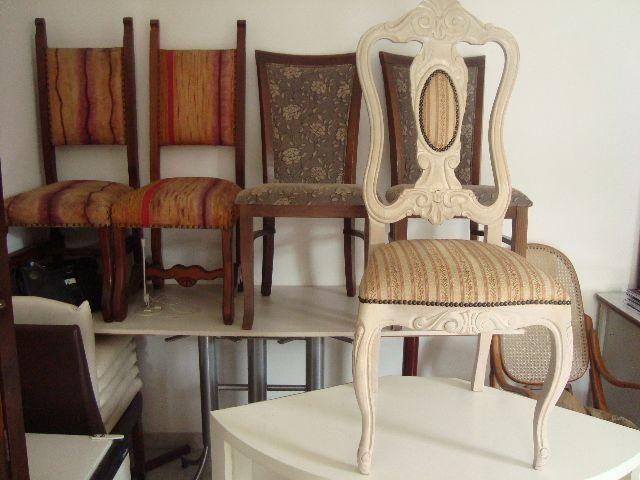 Conserto de Cadeiras de Madeira - Foto 2