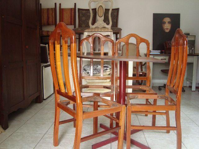 Conserto de Cadeiras de Madeira - Foto 6
