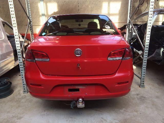 Peças usadas Fiat Siena Tetrafuel 2011 2011 1.4 8v flex 81cv câmbio manual