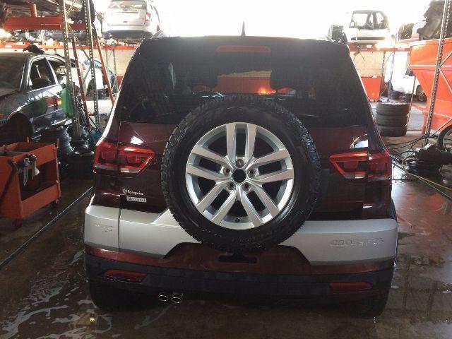 Peças usadas VW Novo Crossfox 2015 2015 1.6 16v flex 120cv câmbio manual