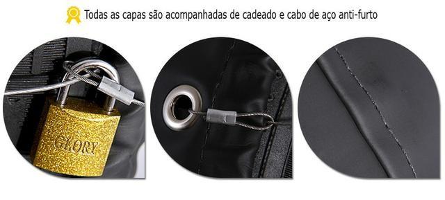 Capa de Estepe Pajero Full / TR4 /Tracker - Foto 5