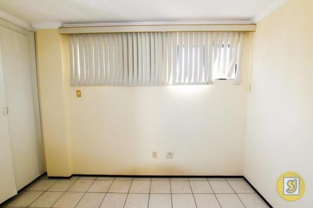 Apartamento para alugar com 3 dormitórios em Meireles, Fortaleza cod:12353 - Foto 12