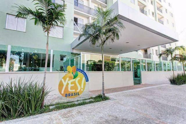 Apartamento 3 Quartos 1 Suíte 71,85m² - Yes! Brasil Vila Jaraguá - 24º Andar Nascente