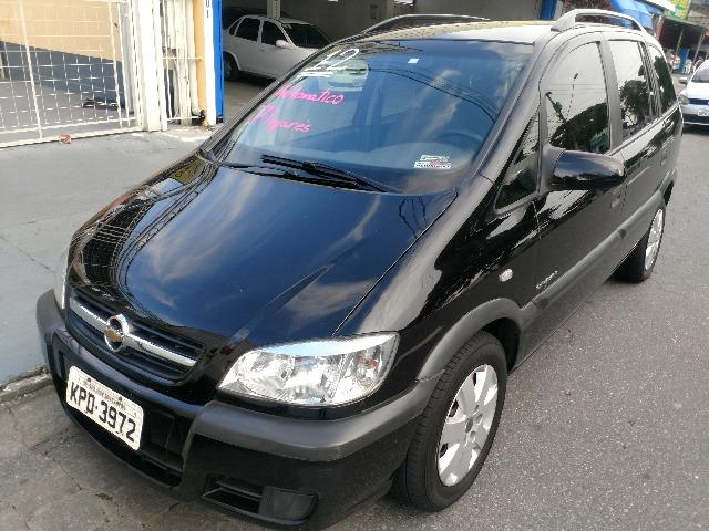 Gm - Chevrolet Zafira - 2012