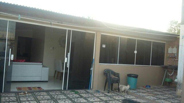 Casa e um residencial urgente no açaí