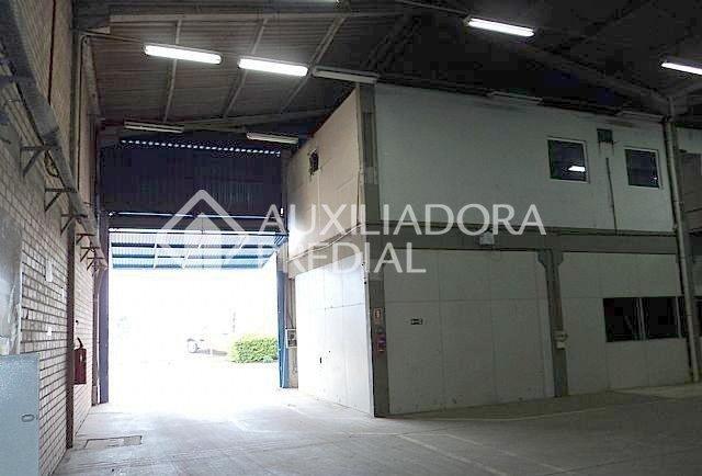 Galpão/depósito/armazém para alugar em Distrito industrial, Cachoeirinha cod:255197 - Foto 6