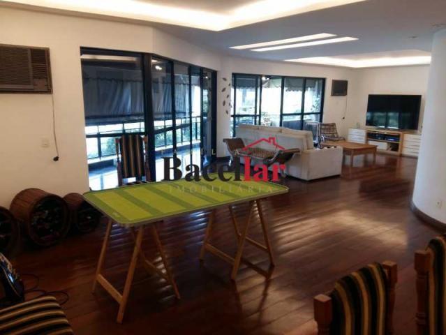 Apartamento à venda com 4 dormitórios em Tijuca, Rio de janeiro cod:TIAP40362 - Foto 5