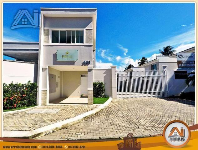 Vendo casa Duplex em Condomínio c/ 3 suites no Eusébio - Foto 17