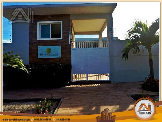 Vendo casa duplex em condomínio c/ 3 suítes no Eusébio - Foto 20