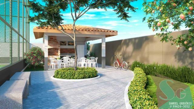SAM - Vista da Reserva Condomínio clube - 45m² - Camará - Serra, ES [R03] - Foto 6
