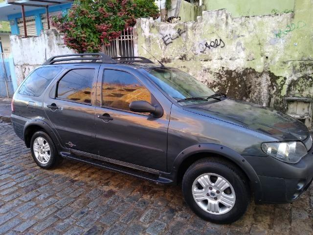 Fiat Palio wekend adventure 1.8 8v 2007 - Foto 5