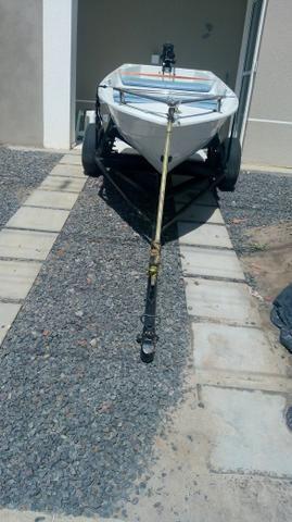 Barco passeio/pesca - Foto 4