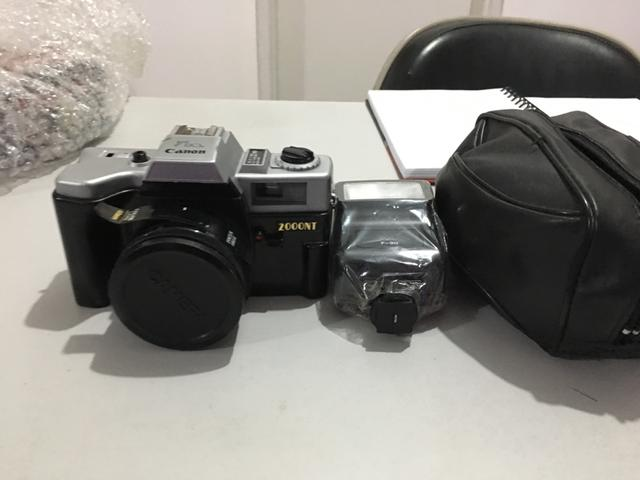 Maquina fotográfica Canon Analógica - Foto 3