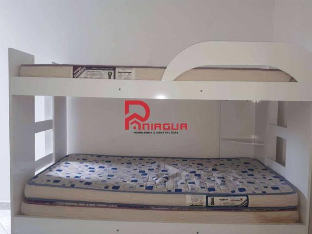 Casa de condomínio para alugar com 3 dormitórios em Canto do forte, Praia grande cod:1251 - Foto 20