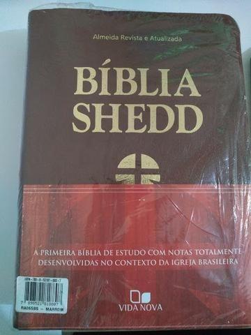 Biblia de Estudo Shedd