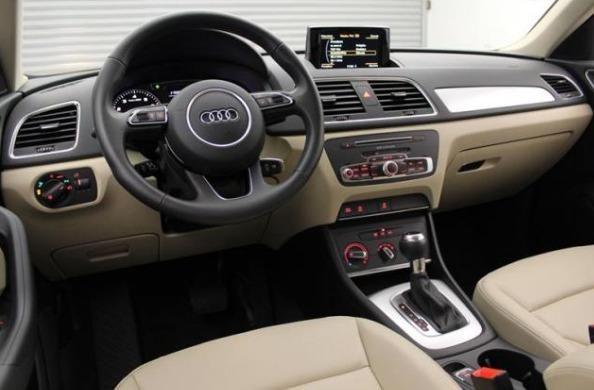 Audi Q3 1.4 Turbo 55.000km Único Dono 2016/2017 Ipva pago 95.000 a vista - Foto 10
