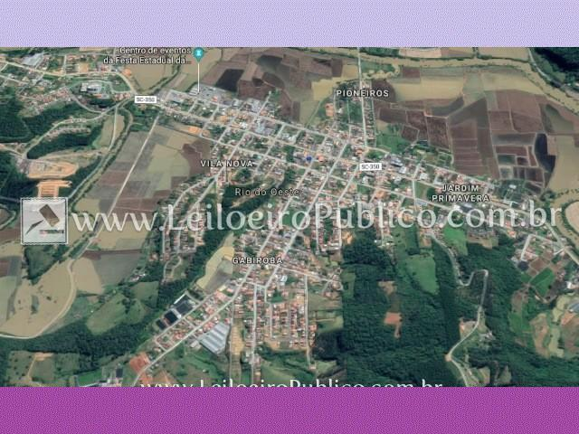 Rio Do Oeste (sc): Terreno Rural 101.343,75 M² igqje mezbv - Foto 5