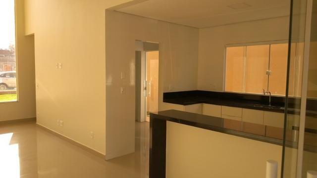 Samuel Pereira oferece: Casa Alto da Boa Vista Nova Moderna Escriturado 3 Suites Armários - Foto 10